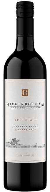 HICKINBOTHAM WINERY The Nest Cabernet Franc, McLaren Vale 2018