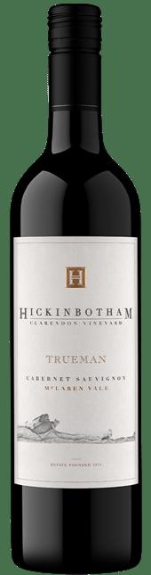 HICKINBOTHAM WINERY Trueman Cabernet Sauvignon, McLaren Vale 2018