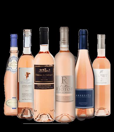 LANGTON'S Provence Rosé Essentials six-pack 2017