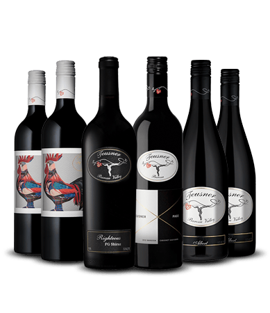 TEUSNER Premium Reds Mixed 6-pack, Barossa Valley MV