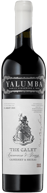 YALUMBA The Caley Cabernet Shiraz, Coonawarra-Barossa Valley 2013