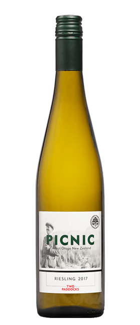 TWO PADDOCKS Picnic Riesling, Central Otago 2017